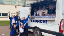 Launch foods charity Designs